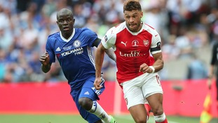 Rumours: Liverpool, Manchester City and Chelsea all interested in Oxlade-Chamberlain
