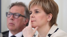 Sturgeon 'to make statement on post-election Scotland'