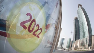 German newspaper reveals secret FIFA report into Qatar 2022 corruption allegations