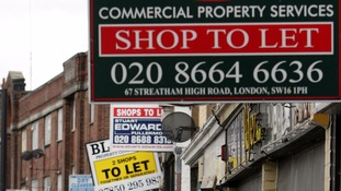 The Bank has warned about the price of commercial property in the capital.