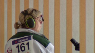 Gotland 2017 - Shooters Trebert and Margetts take Sarnian silver