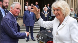 Charles and Camilla took the most expensive royal trip so far this year.