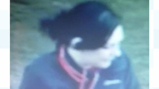 Police are trying to identify this woman after a dog allegedly bit a child in Plymouth.