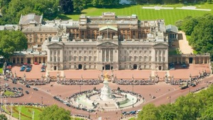 Buckingham Palace needs £369 million of repair works.