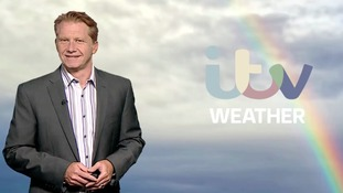 Tuesday afternoon's weather for the east of the region