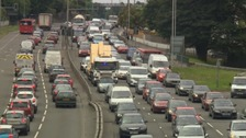 "Plymouth drivers spend ""two days a year"" in traffic"