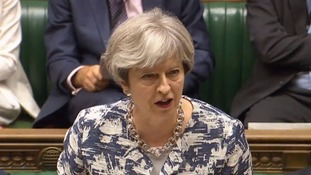 Theresa May wants the cladding investigated as part of a second phase of the public inquiry into the Grenfell disaster.