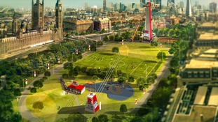 'World's fastest' zip wire to give adrenaline-fuelled ride in the heart of London