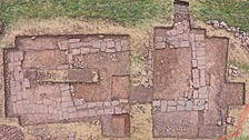 Foundations of church discovered on Lindisfarne