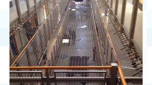 Inspection rules prison facing rising level of violence