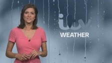 UK weather: Sunshine in short supply