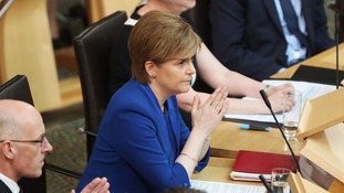Sturgeon: Parliament won't seek legislation for second independence referendum immediately