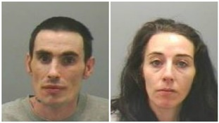 Brian Cahill and Lyndsey Harper have been found guilty of murder
