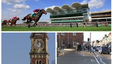 Newmarket is most famous for its horse racing industry.