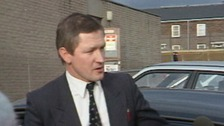 Belfast solicitor Pat Finucane, shot dead in front of his family in his home in 1989.