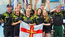 Gotland 2017 - Guernsey overtake Jersey in medals table