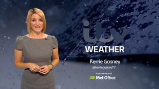 Late weather update with Kerrie Gosney