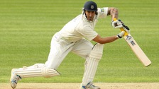 Nic Pothas hits out in 2010 match for Hampshire