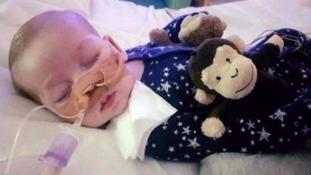 European judges reject plea from Charlie Gard's parents to intervene