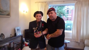 Medal collector replaces war veteran's lost medals