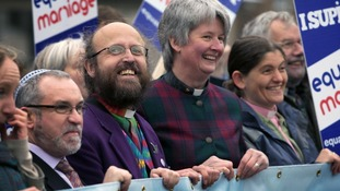 Faith Groups launch the campaign for gay marriage in April