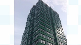 Work starts to remove cladding from Hanover tower block