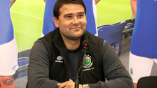 Healy said his players are focused on the first qualifier.