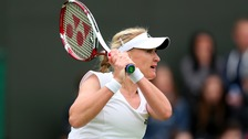 Elena Baltacha died back in 2014.