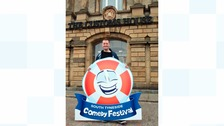 Jason Cook South Tyneside Comedy Festival