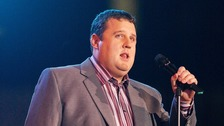 Peter Kay's charity shows for cancer fighters