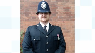 Off-duty Nottinghamshire Police officer nominated for Bravery Award