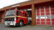 Fire service fuming at saucy sex picture