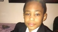 Police search for missing 12-year-old schoolboy