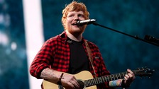 Ed Sheeran announces concert in Newcastle