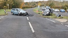 Suspended jail sentence for woman after Sussex crash