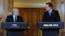 Blatter Cameron
