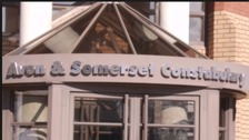 Funding concerns for Avon & Somerset Police