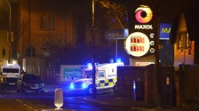 Crumlin Road shooting