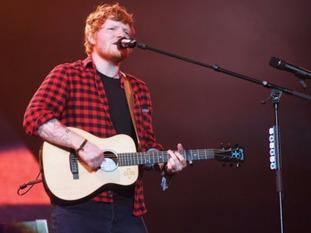 Ed Sheeran will not visit Suffolk on his 2018 tour