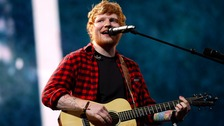 Ed Sheeran to play Cardiff on European stadium tour
