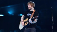 Ed Sheeran to play Belfast gig in 2018