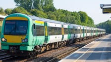 Industrial action on Southern Rail from this morning