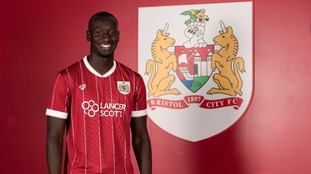 City break transfer record to sign Diedhiou