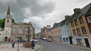 Jedburgh town centre regeneration scheme launched