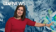 Weather forecast from Amanda Houston