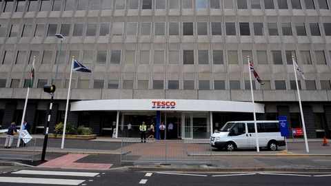 Tesco Headquarters Axing 1 200 Jobs At Hertfordshire