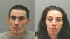 Couple jailed for life for Christmas Eve murder