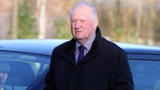 Former South Yorkshire Police chief superintendent David Duckenfield