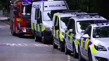 Ongoing incident at the University of Birmingham