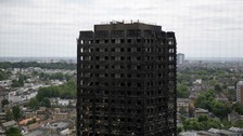 Grenfell Tower fire death toll rises to 'around 80'